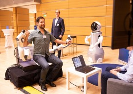 Munich School of Robotics and Machine Intelligence
